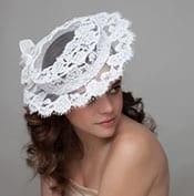 Vintage Bridal Hats   For Elegant Vintage Brides ...