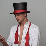 classic hats top hat