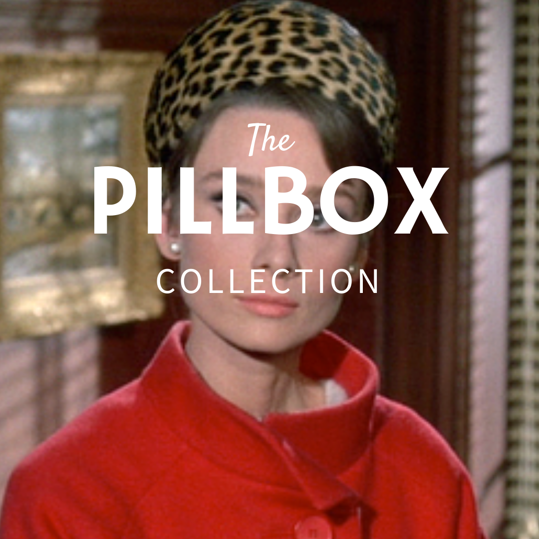 pillbox-hat-collection
