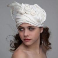 woman with turban